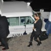 Gauri Khan at Hrithik Roshan's birthday party on a yacht leaving from Gateway of India