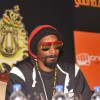 Rap Singer Snoop Dogg Party