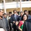 Amitabh Bachchan attended the Valedictory Function