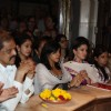 Ekta Kapoor and Sunny Leone at the Siddhivinayak temple