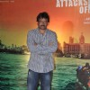 Filmmaker Ram Gopal Varma at the trailer launch of upcoming film The Attacks of 26/11 in PVR, Mumbai.