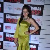 Bollywood actress Vidya Malvade at film Mumbai Mirror premiere in PVR Cinemas, Juhu, Mumbai.