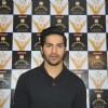Bollywood actor Varun Dhawan at the announcement of Stardust Awards 2013 press Conference in Magna Lounge, Mumbai.