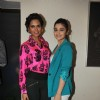 Bollywood actresses Esha Gupta and Alia Bhatt at the announcement of Stardust Awards 2013 press Conference in Magna Lounge, Mumbai.