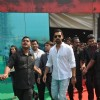 Yamaha Brand Ambassador John Abraham inaugurates Mumbai International Motor Show 2013 at BKC in Mumbai
