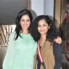 Sridevi and Gauri Shinde at Whistling Woods International