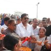 Ajay Devgan at flag hoisting ceremony for Republic Day at Vile Parle in Mumbai