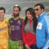 New Delhi, 29 Jan 2013 - Akshay Kumar at the match between Delhi Waveriders and Jaypee Panjab warriors at Hero Hockey India League in New Delhi. (Photo: IANS/Amlan)