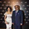 Sridevi with husband Boney Kapoor at the 4th anniversary party of COLORS Channel