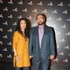 Kabir Khan along with Parveen Dusan at the 4th anniversary party of COLORS Channel