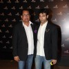 Kiran Kumar with son Vikas Kumar at the 4th anniversary party of COLORS Channel