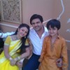 Keerti, Sameer and Vishesh