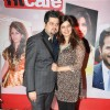 Fashion photographer Daboo Ratnani and his wife Manisha Ratnani at the Hindustan times Most Stylish Awards 2013 in Hotel ITC Grand Central, Parel, Mumbai on Thursday, February 6th, evening.