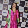 Singer Ila Arun at the 5th Radio Mirchi Music Awards in Yash Raj Studios, Andheri, Mumbai on Thursday, February 6th, evening.