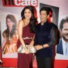 Fashion designer Manish Malhotra and bollywood actress Shilpa Shetty at the Hindustan times Most Stylish Awards 2013 in Hotel ITC Grand Central, Parel, Mumbai on Thursday, February 6th, evening.