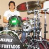 Mukul Dongre on Board with Mapex Drums as MAPEX artiste