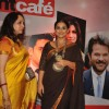 Hema Malini and Vidya Balan at Hindustan Times Style Awards