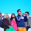 Akshay Kumar flags off Ambuja Jaipur Marathon