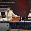Bhupinder and Mitali Singh pay their tribute to Late Jagjit Singh
