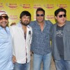 Himmatwala team at redio mirchi