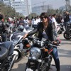 Film ShootOut Wadala Promotion at Safety Drive & 600 bikers Rally