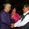 Wedding reception of Veteran actor Aanjjan Srivastav�s son Abhishek Srivastav