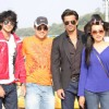 Karan, Rishabh and Surbhi