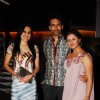 Kamya Punjabi with Nandish Sandhu and Rashmi Desai at their Anniversary and Birthday Party