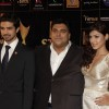 Saqib Saleem, Ram Kapoor and Rhea Chakraborty at Renault Star Guild Awards 2013