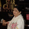 Lata Mangeshkar at Renault Star Guild Awards 2013