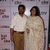 Kabir Khan with wife Mini Mathur at Film Kai Po Che Premiere
