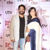 Arshad Warsi with wife Maria Goretti at Film Kai Po Che Premiere