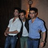 Sushant Singh Rajput, Raj Kumar Yadav and Amit Sadh at Success bash of 'Kai Po Che!'