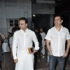 Sonu Nigam's mother's prayer meet