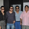 Film Chashme Baddoor Promotion on Meethi Bai Collage
