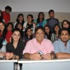 Tapsee Pannu, David Dhawan, Siddharth Narayan and Divyendu Sharma at Film Chashme Baddoor Promotion