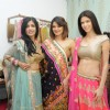 Amy Billimoria designs a unique Saree on the ocassion of Woman's Day