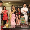 Entire Cast celebrating 1st Anniversary of the show Jhilmil Sitaaron Ka Aangan Hoga