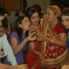 Double celebrations on sets of Diya aur Baati Hum