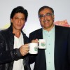 Press conference of Shah Rukh Khan at Tata Tea Jaago Re campaign