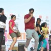 Akshay Kumar at DNA Womans Half Marathon 2013