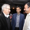 Steven Spielberg in a conversation with Amitabh Bachchan