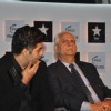 Karan Johar and Ramesh Sippy at the inauguration of FICCI Frames 2013