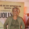Sudhir Mishra at Premiere of movie Jolly LLB