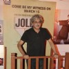 Sriram Raghavan at Premiere of movie Jolly LLB