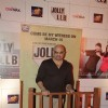 Bharat Dabholkar at Premiere of movie Jolly LLB