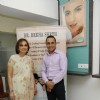 Dr. Rekha Sheth with Rahul Bose Celebrates the Prestigious MARIA DURAN Lectureship Award