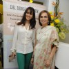 Dr. Rekha Sheth with Genelia Dsouza Celebrates the Prestigious MARIA DURAN Lectureship Award