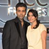 Karan Johar and Kajol Devgn at FICCI Frames 2013
