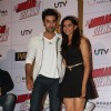Ranbir Kapoor and Deepika Padukone at Film Yeh Jawaani Hai Deewani first look launch